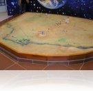 Cosmodrome model