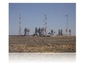 Launch pad N1 Energia-Buran