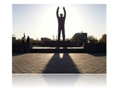 Gagarin s statue