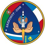 Logo Baikonour Tour 2008