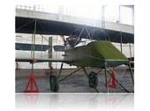 Avion utilisé durant la 1er guerre mondiale