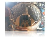 Inside the Volga balloon